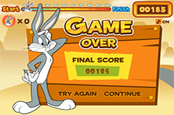 Bugs Bunny carrot maker